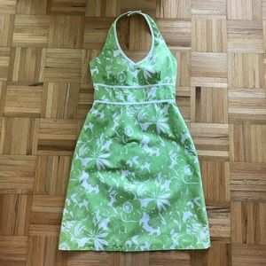 🎉HP🎉 Janeville Halter Dress